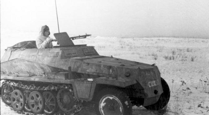 Sd.Kfz.250 ハーフトラック