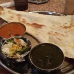 池袋 本場インド料理 New Delhi のお手頃セットを食べてみました。