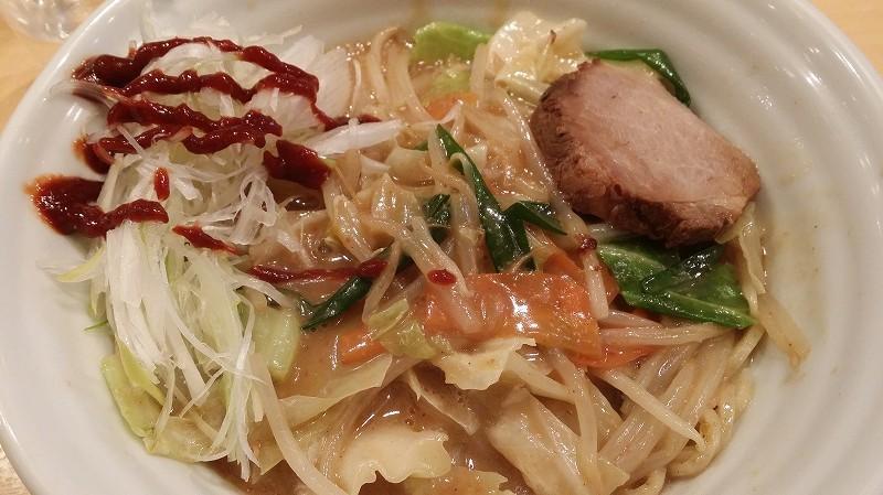 秋葉原で、饗 くろ喜(もてなし くろき)「味噌らーめん」を食べてみました。