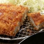 松乃屋 ロースかつ定食 を食べてみました。