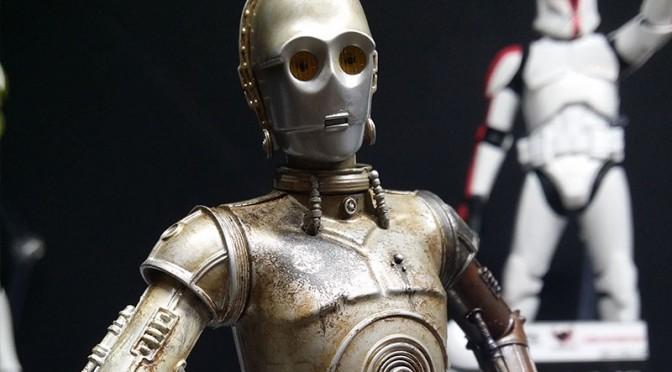 バンダイ S.H.フィギュアーツ C-3PO (Episode 2)