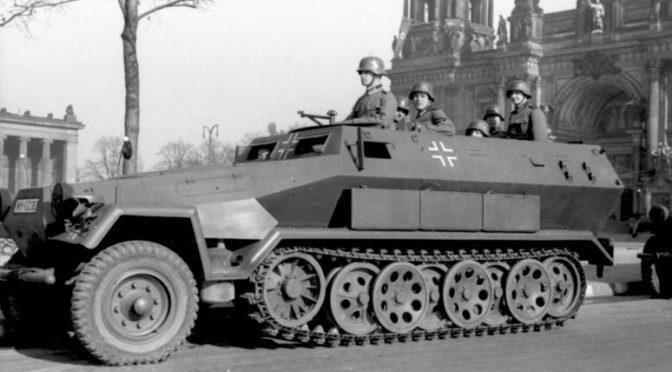 Sd.Kfz.251 ハーフトラック