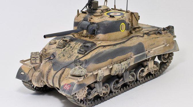1/35 M4シャーマン ドラゴン プラモデル キット一覧