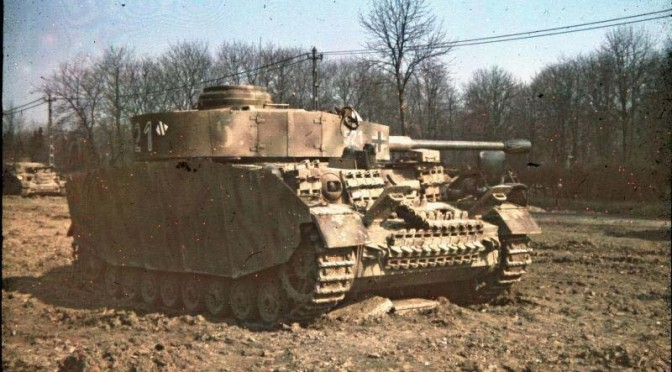 1/35 4号戦車F~J型 プラモデル キット一覧