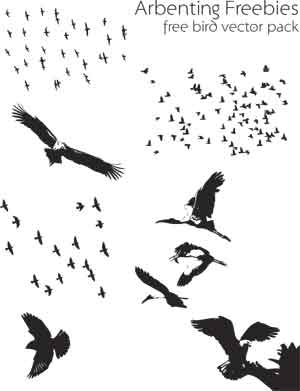 Arbenting-Free-Bird-Vectors