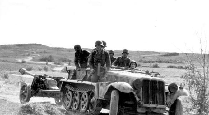 Sd.Kfz.10 ハーフトラック