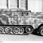 Sd.Kfz.11 ハーフトラック