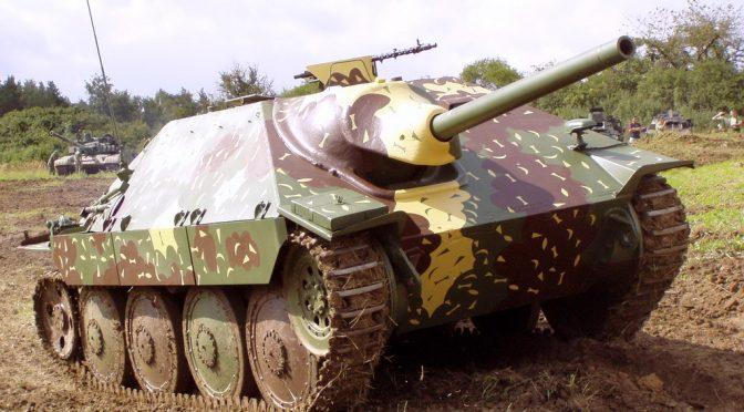 1/35 軽駆逐戦車ヘッツァー プラモデル キット一覧