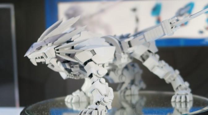 1/100 コトブキヤ ゾイド NEW GENERATION ムラサメライガー原型 ワンフェス2015冬
