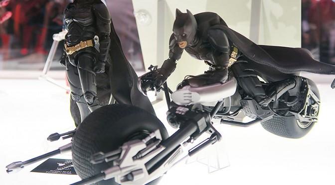 メディコム MAFEX ジョーカー バットマン バットポッド ワンフェス2015冬