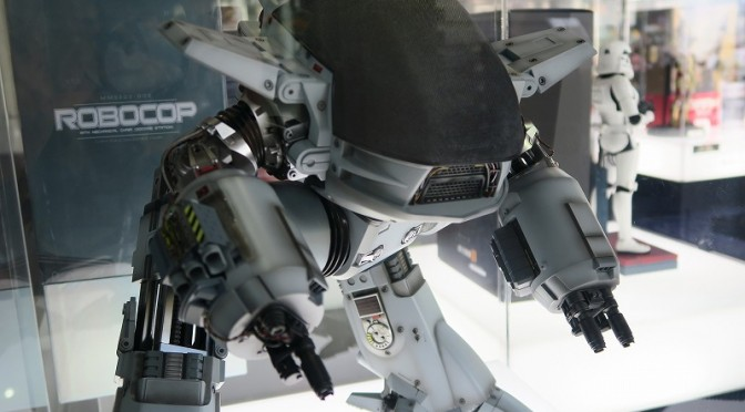 ホットトイズ ロボコップ ED-209(トーキング版)