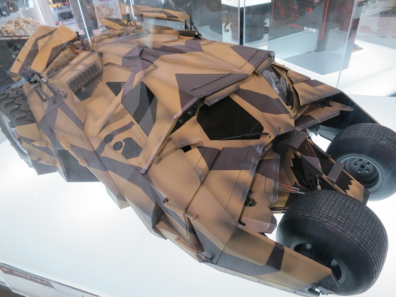 ホットトイズ バットマン 迷彩タンブラー