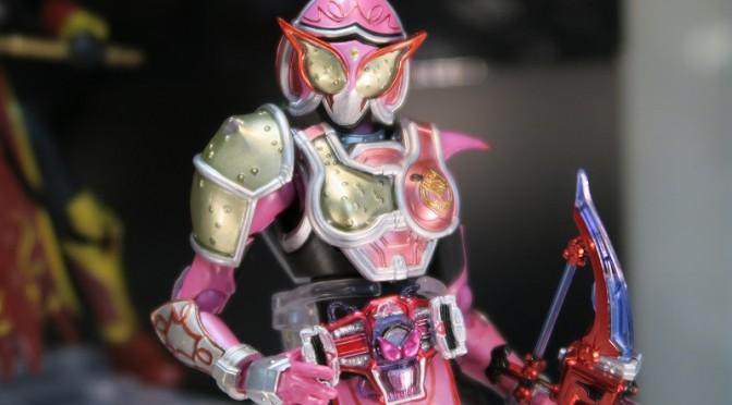 バンダイ S.H.フィギュアーツ 仮面ライダーマリカ 龍玄・黄泉