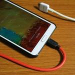 スマホの超急速充電に必要なのはUSB充電器ではなく『高性能な充電ケーブル』でした。