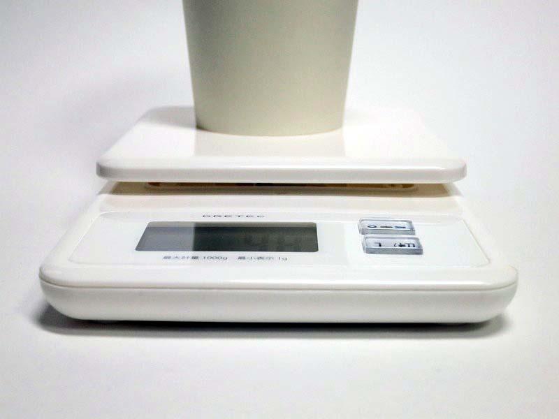 DRETEC デジタルスケール ホイップ 【レジンキャスト複製】