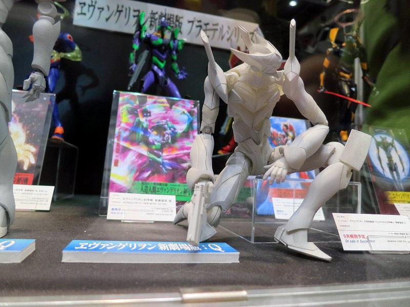 バンダイ LMHG エヴァンゲリオン 東京おもちゃショー2013