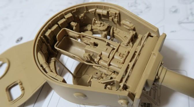 戦車模型フルインテリア プラモデル キット一覧