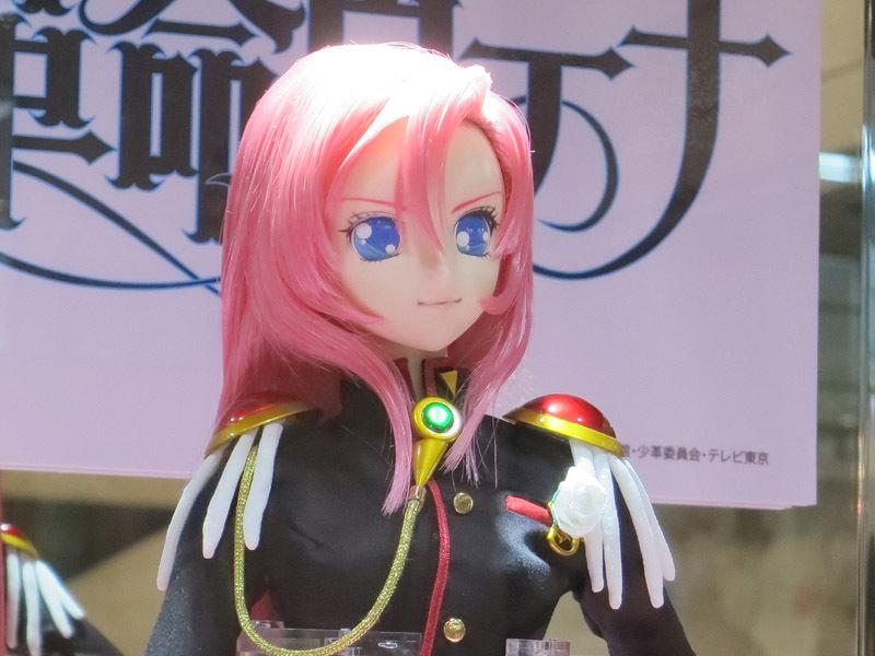 アゾン 1/3 アナザーリアルスティックキャラクターズ 天上ウテナ ワンフェス2013夏
