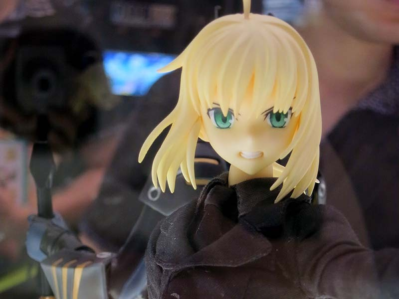 メディコム RAH セイバー スーツver.  Fate/zero ワンフェス2013夏