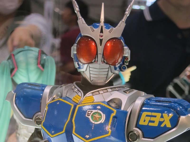 メディコム RAH DX 仮面ライダーG3-X 仮面ライダーアギト ワンフェス2013夏