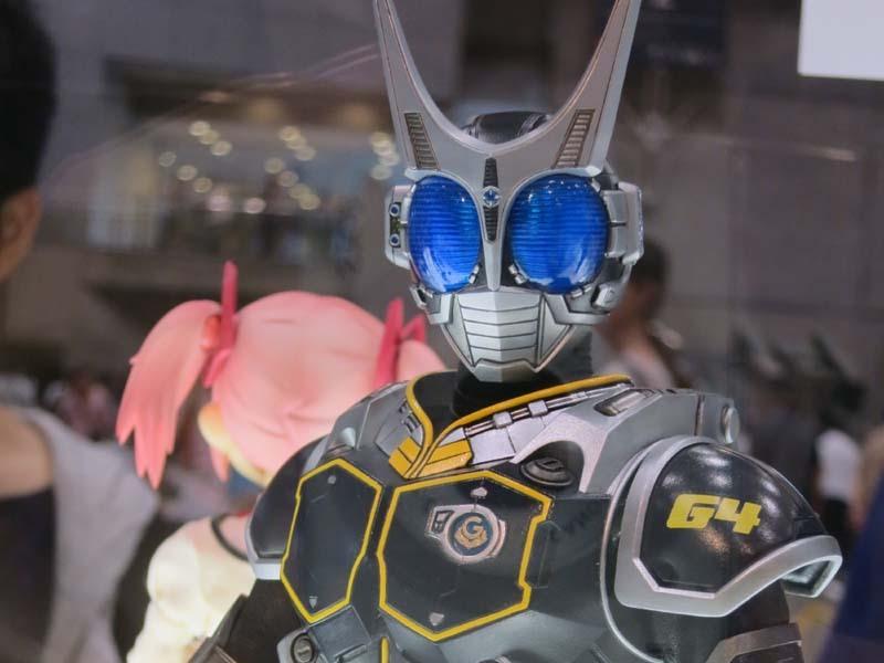 メディコム RAH DX 仮面ライダーG4 仮面ライダーアギト PROJECT G4 ワンフェス2013夏