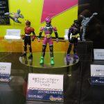 バンダイ フルアクションフィギュアSAGA 500円 仮面ライダーエグゼイド 模型ホビーショー2016