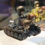 ピットロード ガールズ&パンツァー 38t 戦車BC型 エンディングVer.全国大会時 模型ホビーショー2016