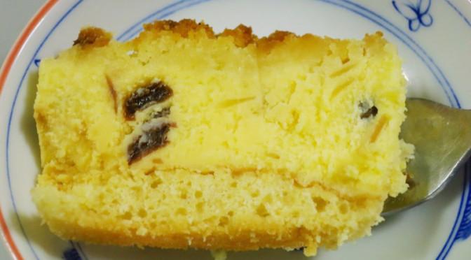 成城石井ルミネ新宿店プレミアムチーズケーキを食べてみました。