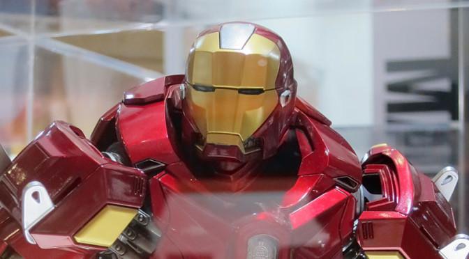 ホットトイズ アイアンマン3 マーク35(レッド・スナッパー9 東京おもちゃショー2014