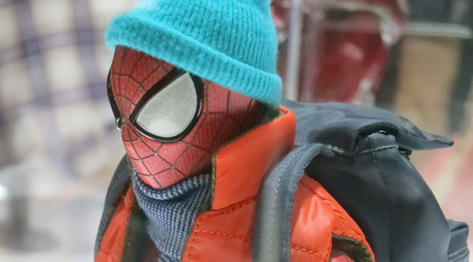 ホットトイズ アメイジングスパイダーマン2 東京おもちゃショー2014