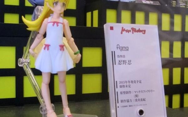 figma 忍野忍 偽物語 ワンフェス2014夏
