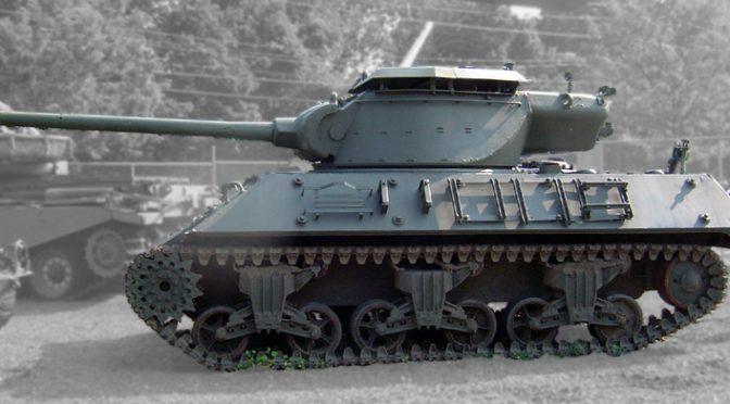 1/35 M36 GMC ジャクソン駆逐戦車 プラモデル キット一覧