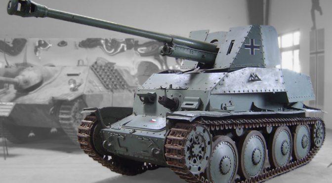 1/35 対戦車自走砲マーダー3 プラモデル キット一覧