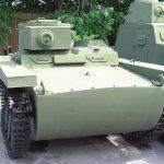 1/35 T-37,38,40 水陸両用偵察戦車 プラモデル キット一覧