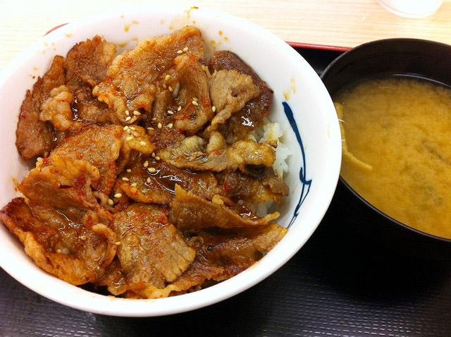 matsuya_gyuyaki