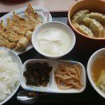 宇都宮餃子館健太餃子の餃子セットを食べてみました。